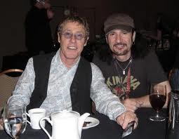 Bruce & Roger Daltrey ♥