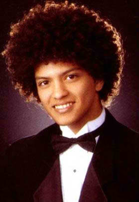 Bruno Mars In High School