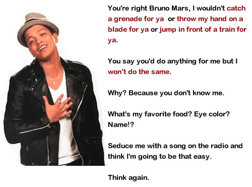 Bruno Mars Quotes Simple Bruno Mars Images Bruno Mars Wallpaper And Background Photos 48