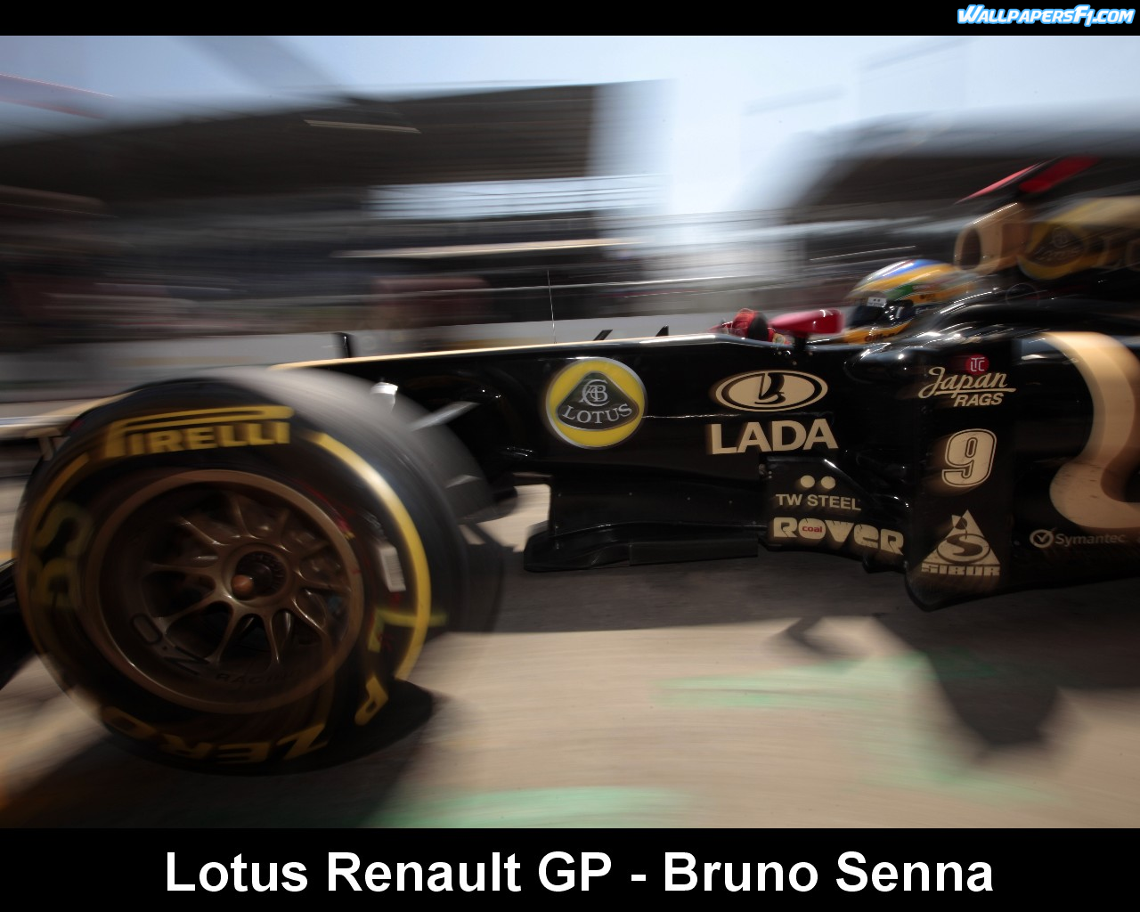 Monaco Bruno Senna Wallpaper