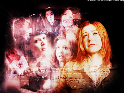 BuffyTheVampireSlayer - buffy-the-vampire-slayer Wallpaper
