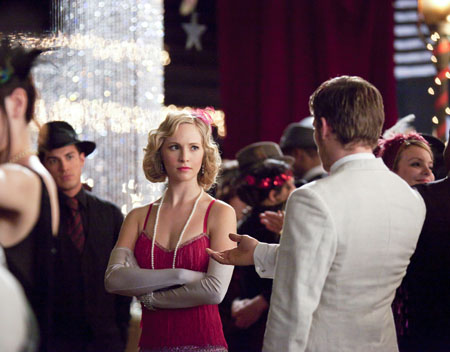 Candice in episode 3x20 Do Not Go Gentle