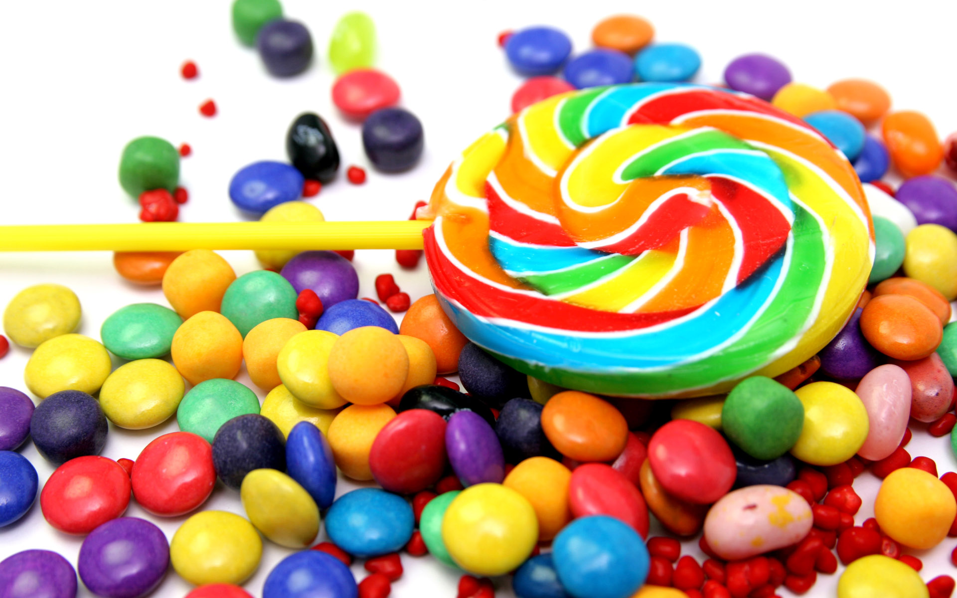 Lollipop Candy Wallpaper Colorful Lollipop Candy hd