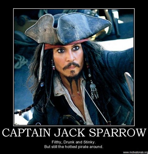 Captain Jack-the best pirate 4ever