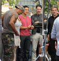 "Cast Of ""Criminal Minds"" Gives An ""Extra"" Interview - shemar-moore photo"