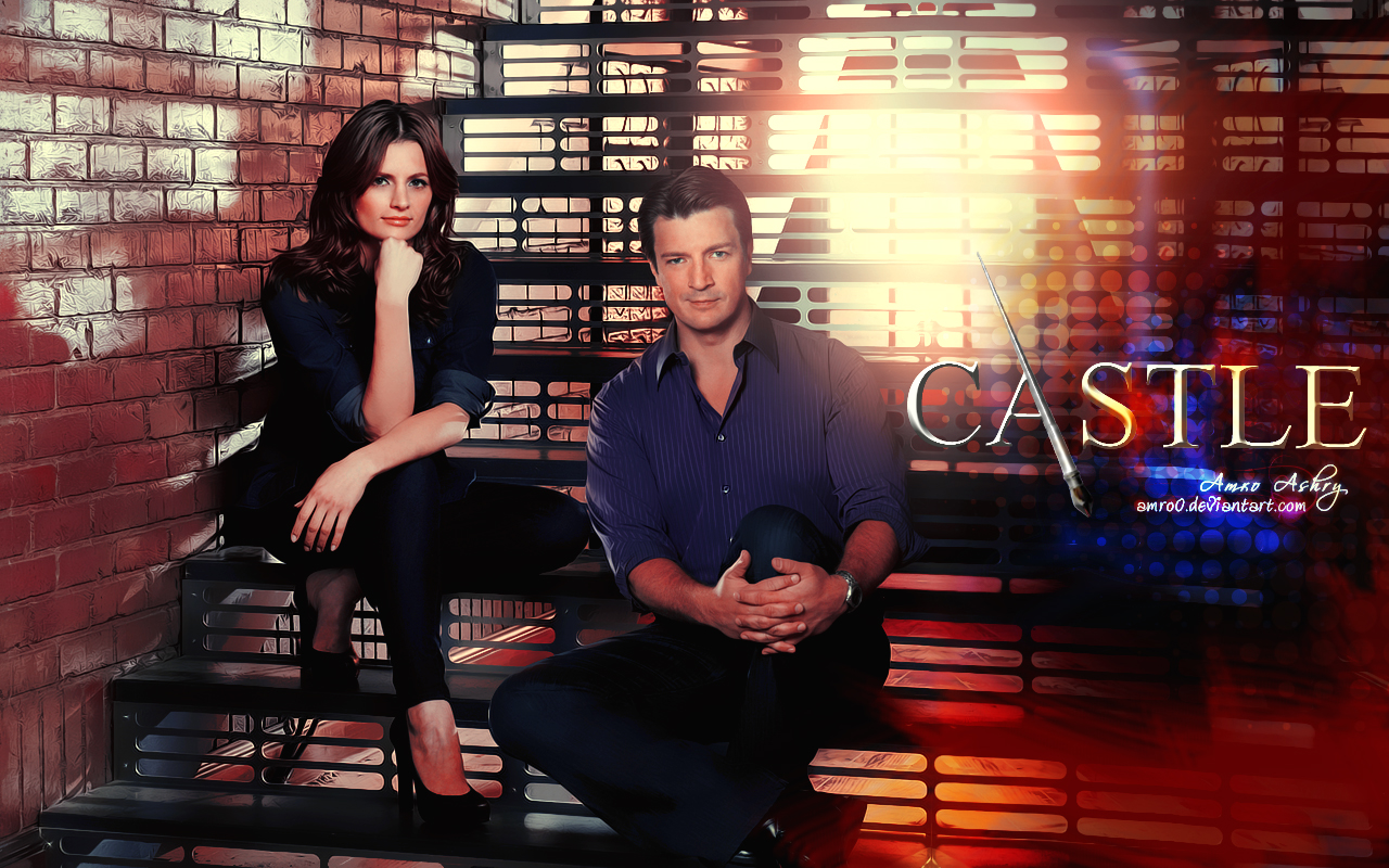 castle images castle tv show wallpapers hd wallpaper and