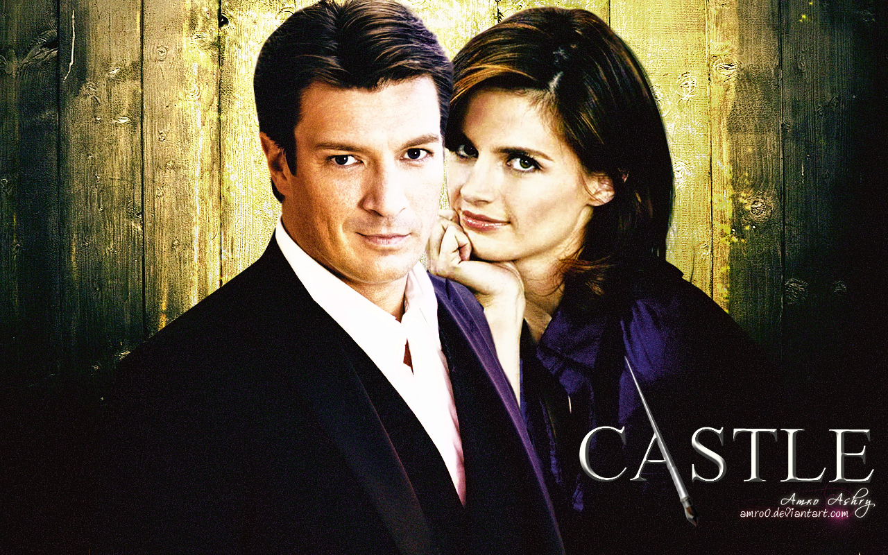 Castle Images Castle Tv Show Wallpapers Wallpaper Photos