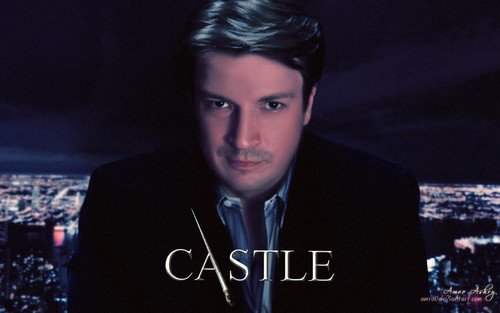 Castle wallpaper with a business suit, a suit, and a well dressed person called Castle Tv Show wallpapers