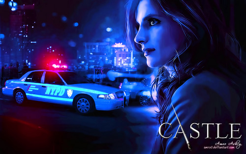 Castle wallpaper with a cab called Castle Tv Show wallpapers