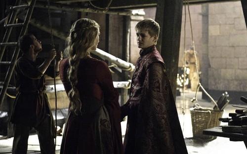 Cersei and Joffrey