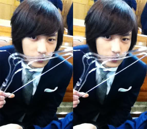 [pic] Predebut EXO-K Chanyeol ~part 2~ | // chanyeol ate ... |Exo Chanyeol Pre Debut