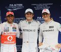 Chinese 2012 GP - nico-rosberg photo