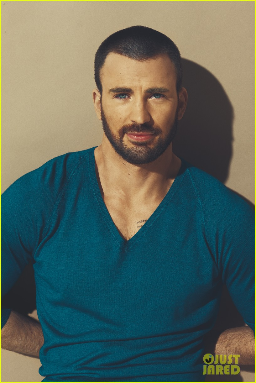 chris evans detail