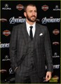 Chris Evans: 'Avengers' Premiere! - chris-evans photo