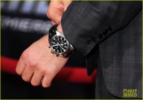 Chris Evans: 'Avengers' Premiere!