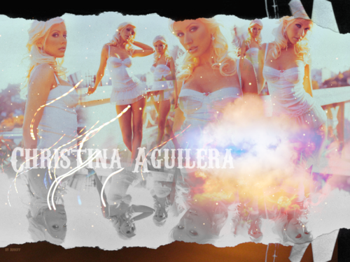 ChristinaAguilera!