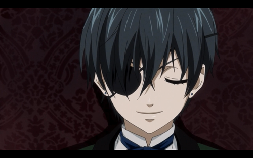 Ciel Phantomhive वॉलपेपर probably with a business suit titled Ciel~