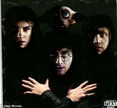 Classic Album Covers HP Style!