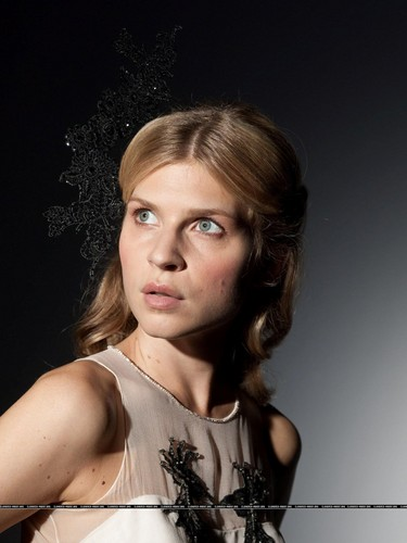 Clemence as Fleur Delacour - HP DH - clemence-poesy Photo