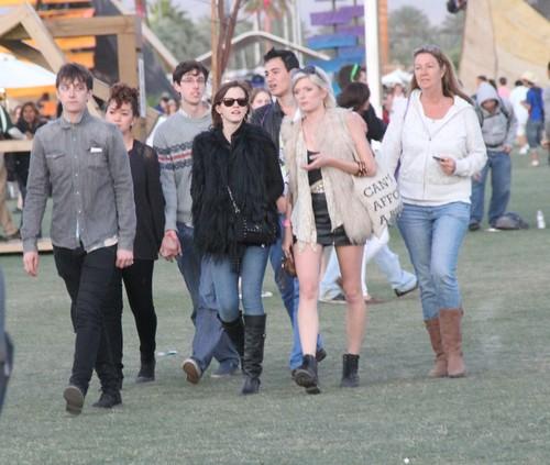 Coachella সঙ্গীত Festival - April 14, 2012