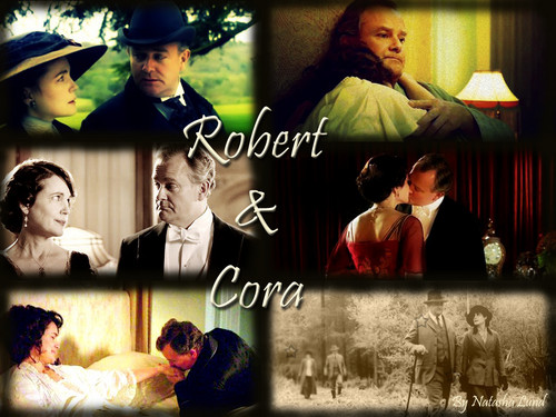 Cora&Robert - downton-abbey Fan Art