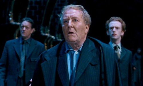 Cornelius, fudge کی, لغویات and Percy Weasley