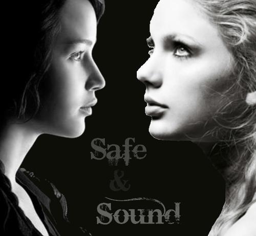 "Cover I Made for ""Safe and Sound"""