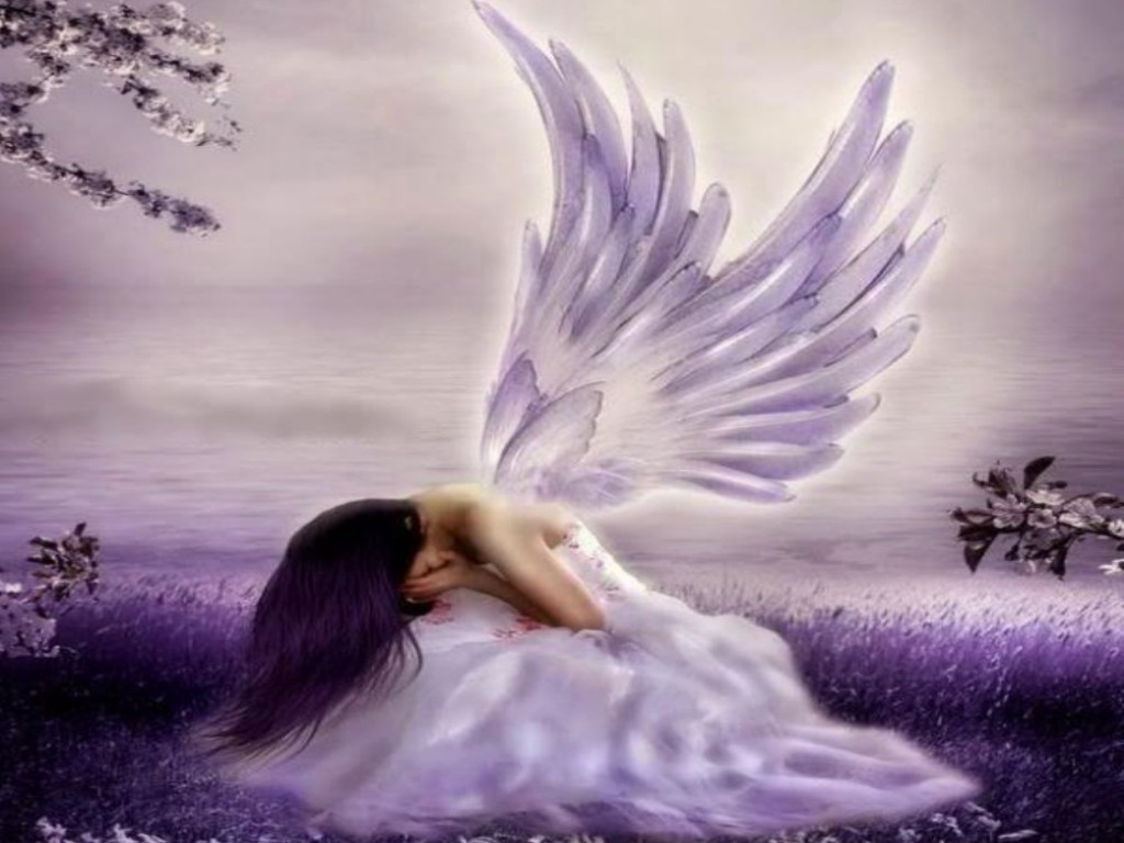 crying angel wallpaper gothic - photo #30