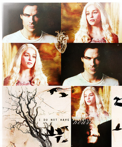 Daenerys and Damon, crackship