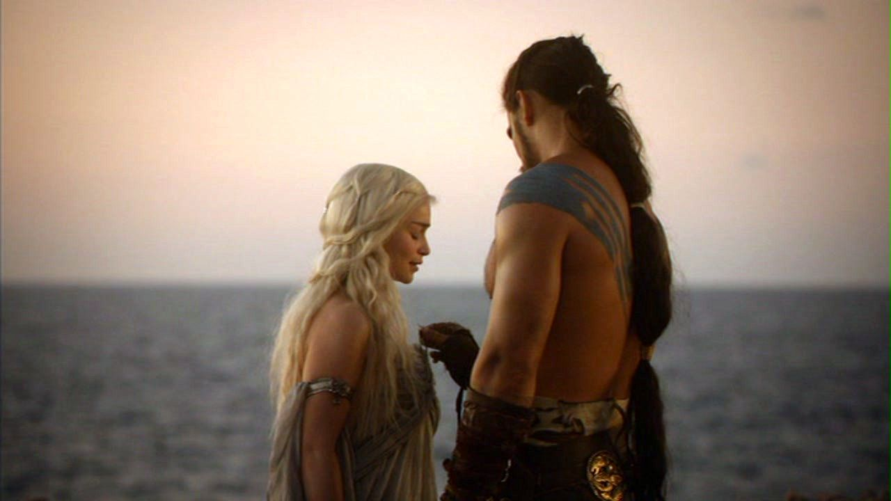 drogo and daenerys relationship quotes