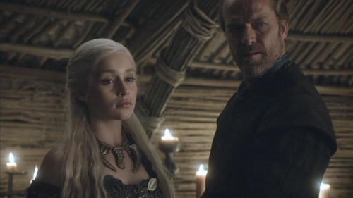 Daenerys and Jorah