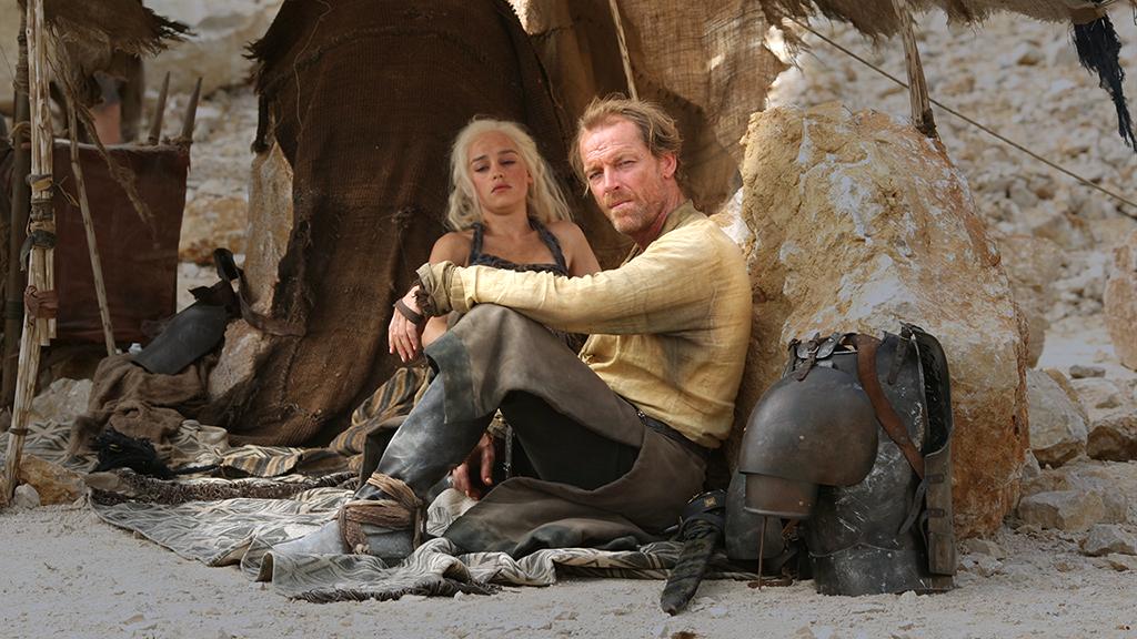 Daenerys and Jorah - Daenerys Targaryen Photo (30492416) - Fanpop
