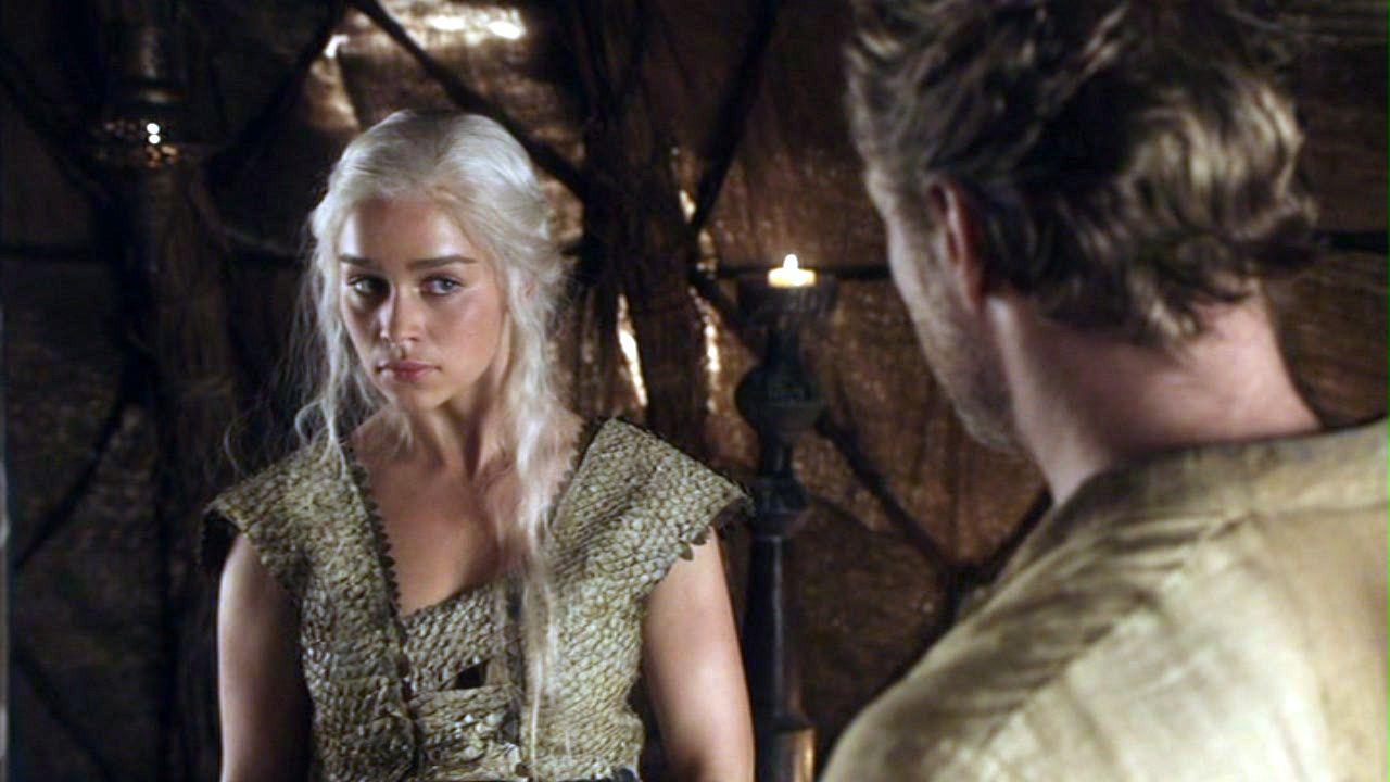 Daenerys and Jorah - House Targaryen Photo (30464001) - Fanpop