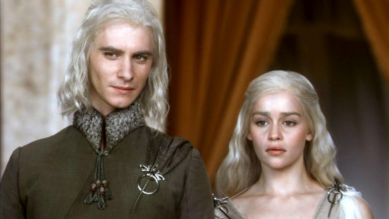 Resultado de imagen de viserys y daenerys