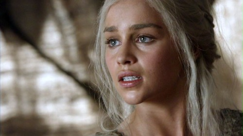 Daenerys Targaryen پیپر وال containing a portrait titled Daenerys