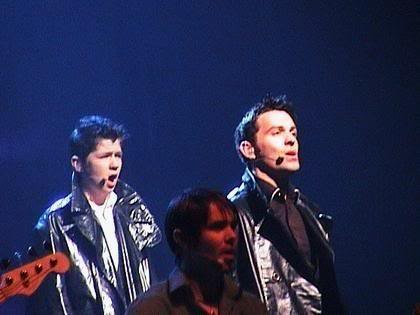 Damian Mcginty & Ryan Kelly & Neil Byrne.