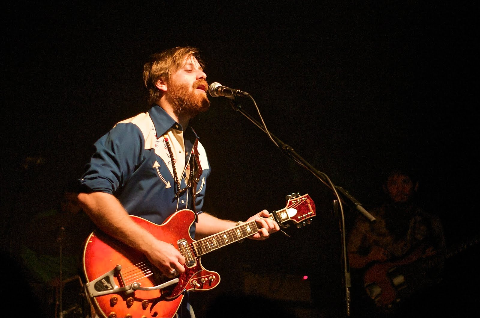 The dynamic duo of dan auerbach and patrick carney, otherwise known as the black keys, are back