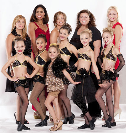 Dance moms cast  - dance-moms Photo
