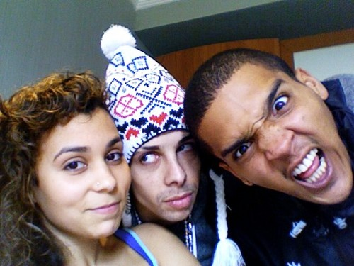 Dappy, Fazer and Ny - dappy Photo