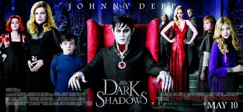 Dark Shadows - vampires Photo