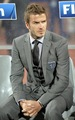 David Beckham suit - david-beckham photo