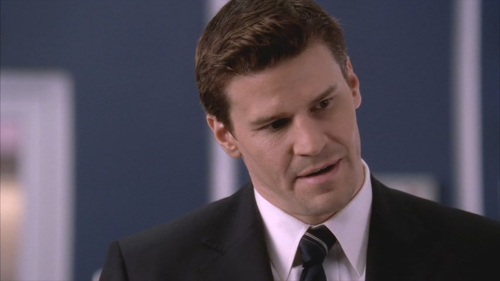 David Boreanaz wallpaper with a business suit, a suit, and a three piece suit entitled David / Booth <3