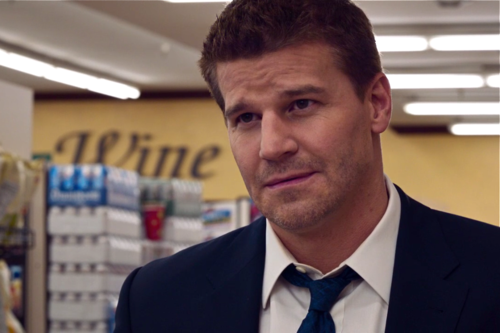 David Boreanaz wallpaper with a business suit and a suit titled David / Booth <3
