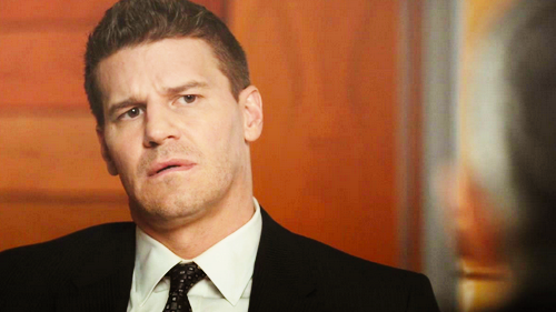 David Boreanaz wallpaper containing a business suit and a suit titled David / Booth <3
