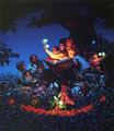 David Nordahl's Painting - michael-jackson photo