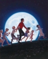 David Nordahl's Painting - michael-jackson photo