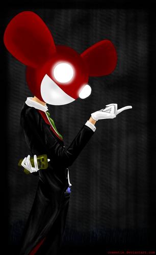 Deadmau5 in black