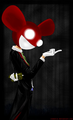 Deadmau5 in black - deadmau5 photo