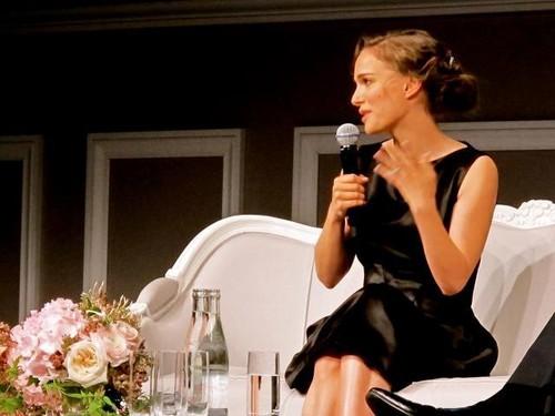 Dior and Free The Children press event (Paris)
