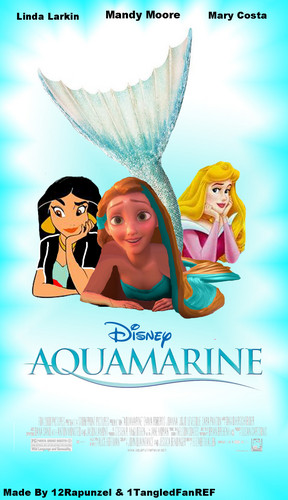 Disney Aquamarine - tangled Photo
